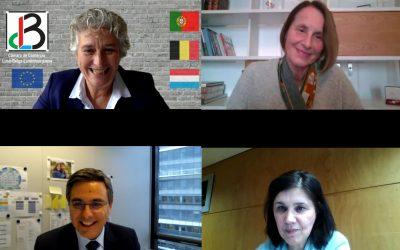 Webinar 'Portugal e a União Europeia: Apoios Para a Recuperação Económica e Coesão'